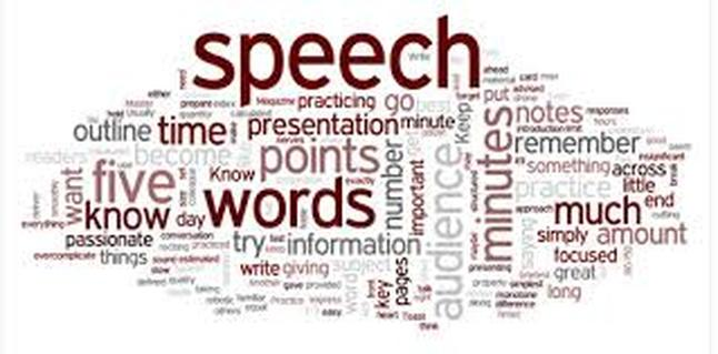an informative speech about lie
